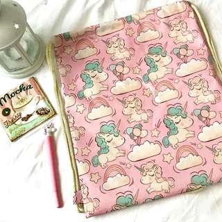 Unicorn String Bag Waterproof
