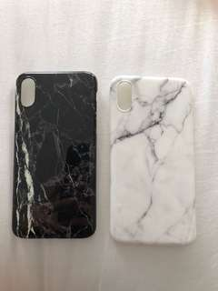 Marble iPhone X Cases!! New