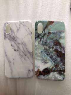 Marble iPhone X Cases !! New