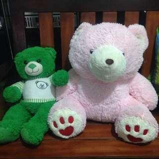 PRELOVED TEDDY BEARS 💕