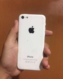 DEFECTIVE IPHONE 5C
