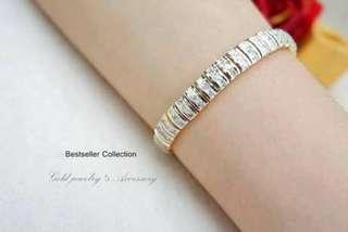 Bracelet diamond cz