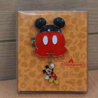 HKDL 香港迪士尼樂園 限量版掛飾徽章系列 2013 Hong Kong Disneyland Limited Edition Pin - 米奇 MICKEY