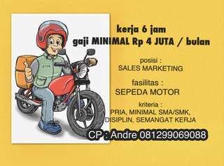 Sales Marketing