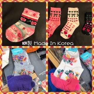 Korea Kids Sock