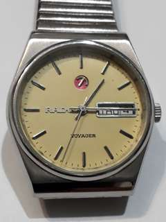 RADO VAYAGER AUTOMATIC/WINDING WATCH