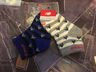New Balance Kids Sock
