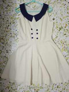Cute Beige Dress