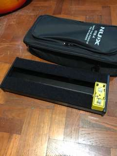 NuX STB-4 Pedalboard