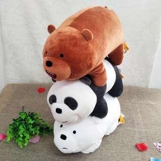 🚚 全新➿熊熊遇見你阿極玩偶(其他款預購)