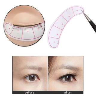 Sticker Paper Patches Eyepads With Strip Size - Stiker ukuran Bulumata