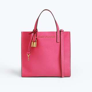 Marc Jacobs THE MINI GRIND BAG (pink)