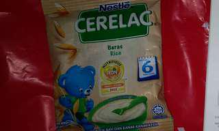 To bless - Nestle Cerelac