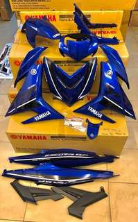 ---Body Cover Set Original HLY For Yamaha Y15ZR---