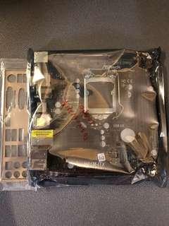 Asrock H81M-ITX 底版
