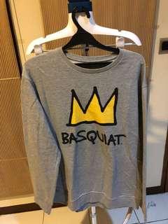 Basquiat Pull & Bear Sweater XL