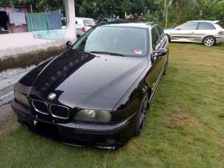 BMW E39(528i) 2.8,Tip Top