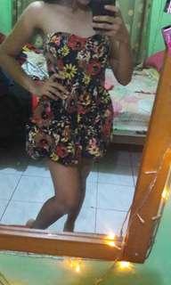 Dress balon cantik