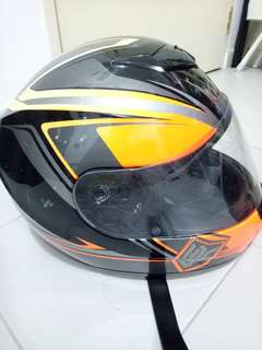 HJC helmet full Face L