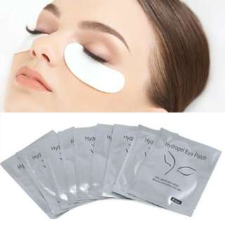 Hydrogel Gel Eyepads 10 pairs for Extension Eyelashes