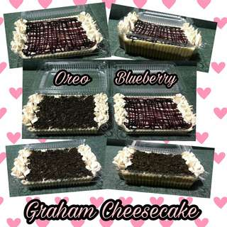 Graham Cheesecake