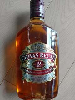 Chivas Regal 12 years 500ml  Scotch Whisky