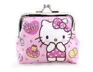 Hello Kitty Coin Wallet