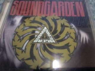 Soundgarden  badmotofingers