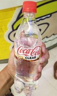 Cola clear zero
