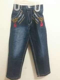 Jeans anak cowo