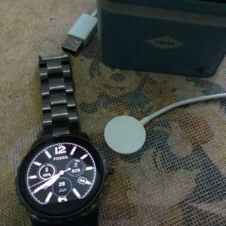 Fossil Smartwatch Q Marshal