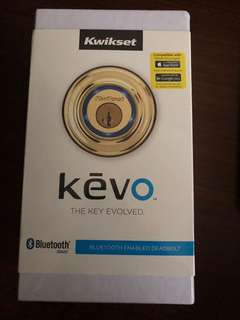Kwikset Kevo smart lock 🔐 Sealed. New