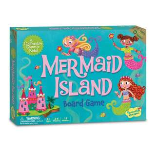 Mermaid Island (Peaceable Kingdom)