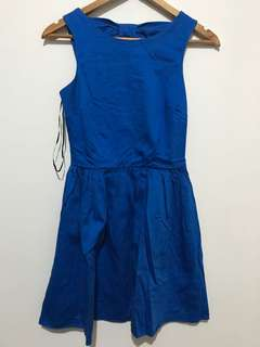 NewLook Blue Mini Dress