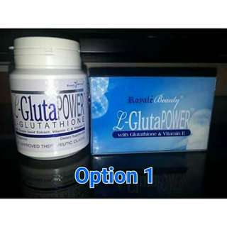 Royale Gluta Capsule & Soap Set