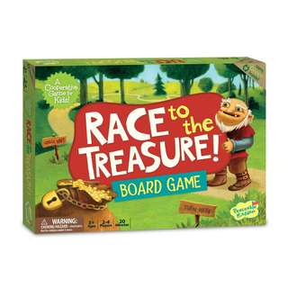 Race to the Treasure (Peaceable Kingdom)