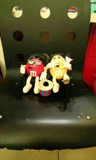 國外版M&M's電影院糖果機