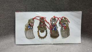 Brand new Chinese Opera Masks Bookmarks