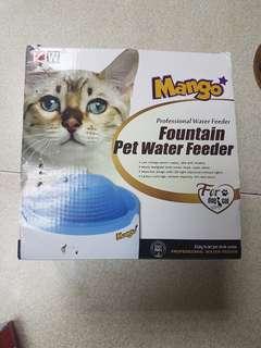 🚚 貓咪濾水器+過濾心*2