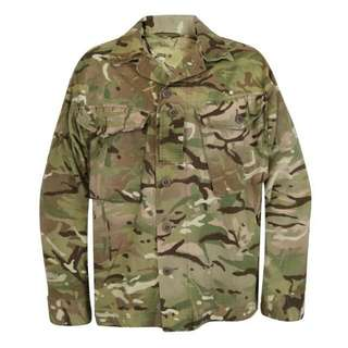 🇬🇧➡🇭🇰 British Army MTP Combat Shirt 💂