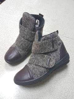🚚 百搭款雪靴,不退流行