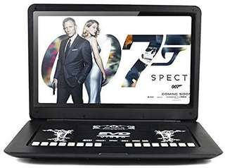 "RARE!!  17"" Portable DVD Player!!"