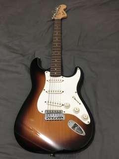 Squier電吉他