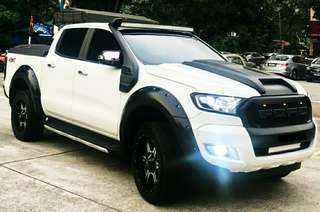 FORD RANGER T7 MODEL 2.2 XLT (A) SAMBUNG BAYAR /CAR CONTINUE LOAN