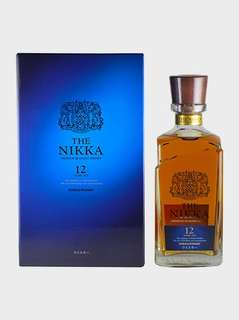 Nikka - 12 Years 日果 - 12年 700ml