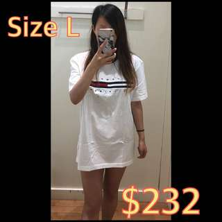 $232 Tommy 男裝tee