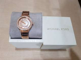 🚚 Michael Kors Rose Gold Watch