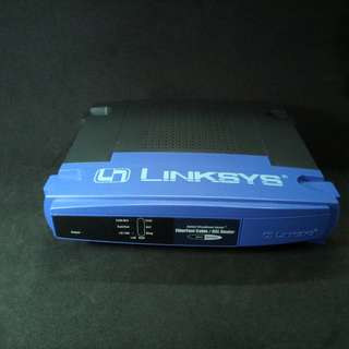 LINKSYS EtherFast Cable/DSL Router BEFSR11. New, never used