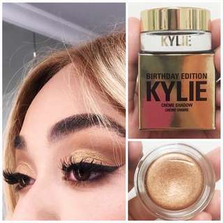 [INSTOCK] BN KYLIE COSMETICS COPPER CREME SHADOW