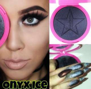 [INSTOCK] BN JEFFREE STAR ONYX ICE SKINFROST SMOKY EYESHADOW